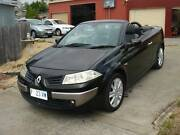 12/2004 Renault Megane Hardtop Auto Convertible Austins Ferry Glenorchy Area Preview