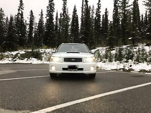 JDM 2003 Subaru Forester Cross Sport