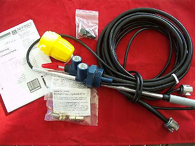Limit Lash Heating Oil Tank GWG 12 K/1C with Oil Removal Set 11/2'' Threaded