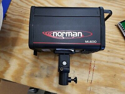 Norman ML600 600Ws Monolight Studio Flash (Norman Studio)