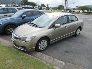 2009 Honda Civic VTi SOLE PARENT FINANCE Westcourt Cairns City Preview