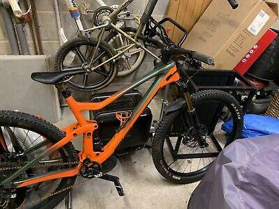 Scott Genius 900 Tuned Top Spec Trail Bike