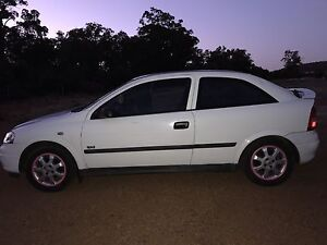 2003 SXI 3 door Holden astra sports Cannington Canning Area Preview