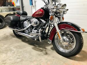2005 Heritage Softail, $11995 financing available!