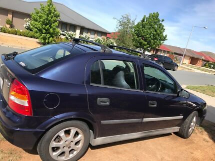 2004 Holden Astra Sedan Yarralumla South Canberra Preview