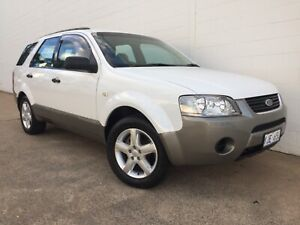 FORD TERRITORY with only 99838 kms Fyshwick South Canberra Preview