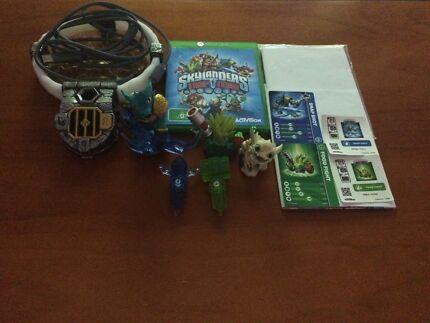 Skylanders trap team Xbox one