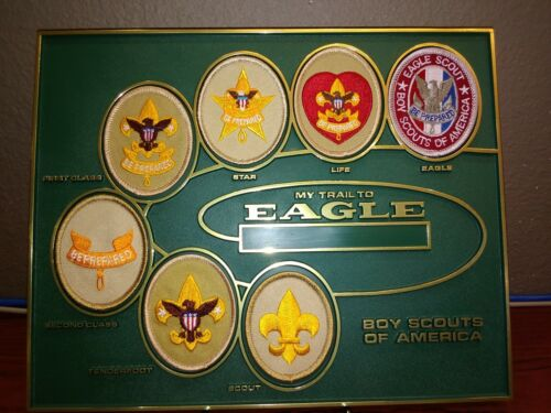 Trail to Eagle Plaque