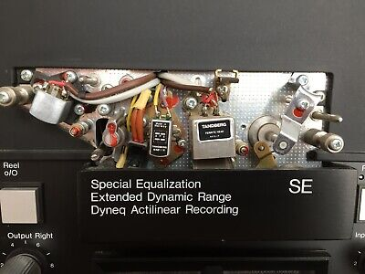 Original Vtg TANDBERG TD-20A Conrol Knob ☆ Reel Tape Deck Part SE Volume Output