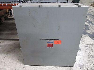 Aerovox Power Factor Capacitor C76z4822y 225 Kvar 480v 3ph Used