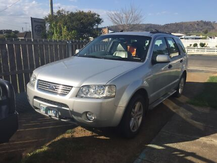 Ford Territory 05 Kempton Southern Midlands Preview
