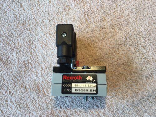 REXROTH Pneumatic Directional Control Valve 581-111-131-2
