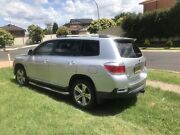 2012 Toyota Kluger KX-S low kms $14000 Quakers Hill Blacktown Area Preview