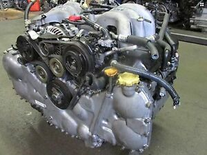 Subaru Legacy and outback H6 1998-2004 3.0L engine available