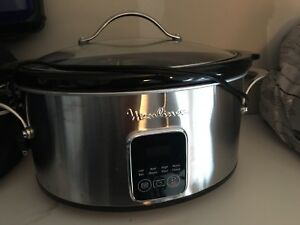 Moulinex Crock Pot for sale