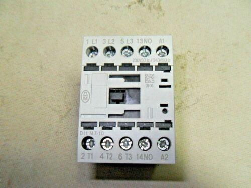 (O4-3) 1 MOELLER DILM710 CONTACTOR