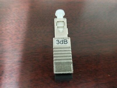 3dB Fixed Optical Attenuator SC/UPC,SM NEW!