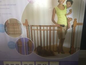 Babiesrus safety gate brand new never opened