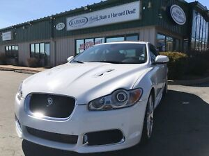 2011 Jaguar XF XFR NAV/SUNROOF/LEATHER/KEYLESS/ALLOYS
