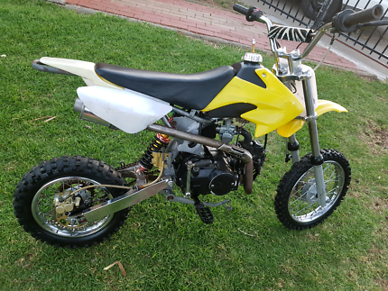 For sale 125cc pitbike