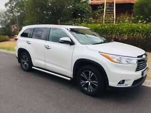 2016 Toyota Kluger Luxury 7 seater