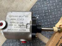 New Teleflex - Capilano Hydraulic Steering Helm Pump 275V