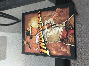 Indiana Jones The Complete Series Blu Ray all 4 movies