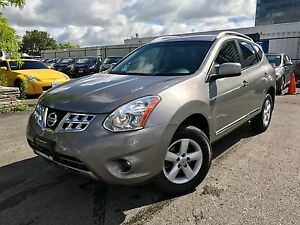 2013 Nissan Rogue S AWD.