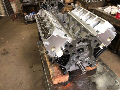 Ls1 Ls3 Lm7 Short Block With Aluminum Heads 383 900hp 4.8l 5.3l Gen 4 24x Flat
