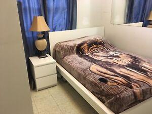 IKEA 4 piece double bedroom set
