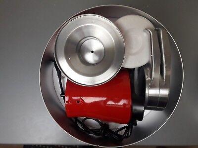 Milk Cream Electric Centrifugal Separator Machine Metal 100lh Worldwide