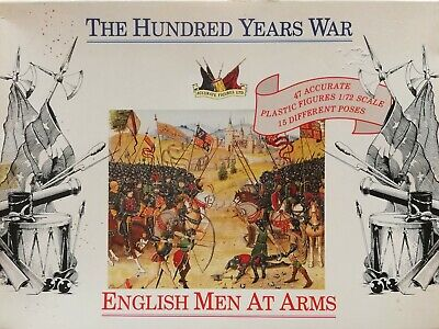 Accurate Figures Co. The Hundred Years War English Men At Arms 7206