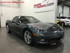 2011 Chevrolet Corvette 3LT Automatic Low KMS