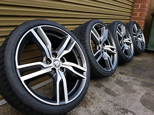 VF HSV LSA R8 Wheels and Tyres Croydon Maroondah Area Preview