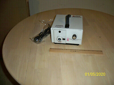 Brook Anco Fiber Optic Light Source Ls-150 150 Watt Mint Condition