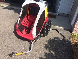 Chariot (poussette et remorque pour vélo)