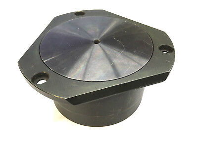 Used Power Chuck Chip Cover 91mm Bore 98mm Bolt Center Sleeve O.d. 96mm