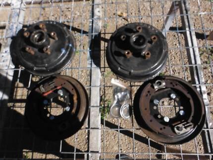 """trailer drum brakes holden HT/HK 13"""" or 14"""""""