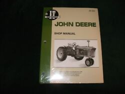 JOHN DEERE TRACTOR MANUAL MODELS IN THE 3000, 4000, 5000 AND 6000 SERIES