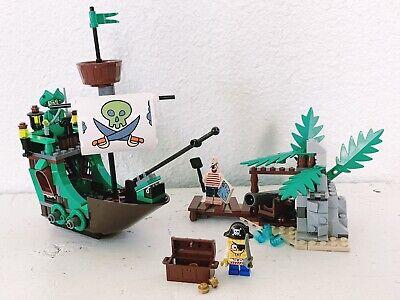 LEGO SpongeBob SquarePants Set #3817 The Flying Dutchman 100% Complete w Manual