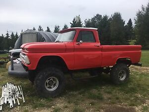 1964 Chevrolet short box 4x4