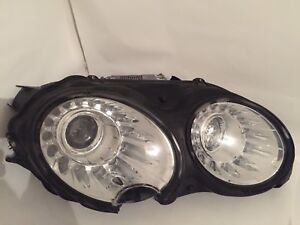 2014 2015 2016 BENTLEY CONTINENTAL FLYING SPUR HEADLIGHT RIGHT