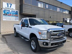 2012 Ford F-350 XLT Extended Cab Long Box 4X4 Gas