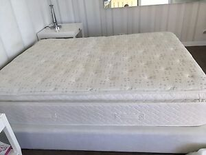 Queen size bed matress Salamander Bay Port Stephens Area Preview