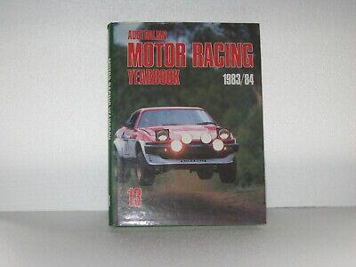 Austarlian Motor Racing Year Book 1983 /1984 (#13)