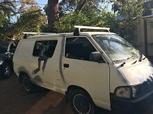1995 Toyota Townace Central Coast NSW Region Preview