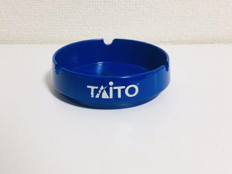 Taito ASHTRAY Blue Arcade Game Room Ships from Japan