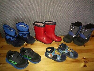 Schuhe Junge,gefütterte Stiefel,Turnschuhe Adidas,Sandalen,Skechers,Esmara,Gr.25 online kaufen