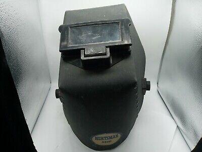 Vintage Welders Helmet Huntsman 430p