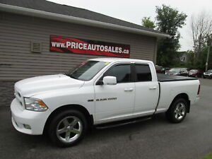 2012 Dodge Ram 1500 SPORT - HEATED LEATHER - REMOTE START!!!